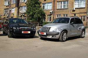 Chrysler PT Cruiser. Самолет